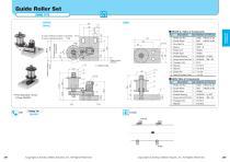 Guide Roller Set Swing Type - 1
