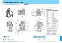 Hemming Units: 2-stage Support Link - 1