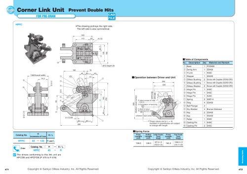 Parallel Link Unit