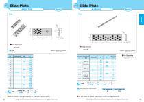 Slide Plate Blank Type - 1