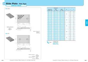 Slide Plate VSM SP2,ST - 1