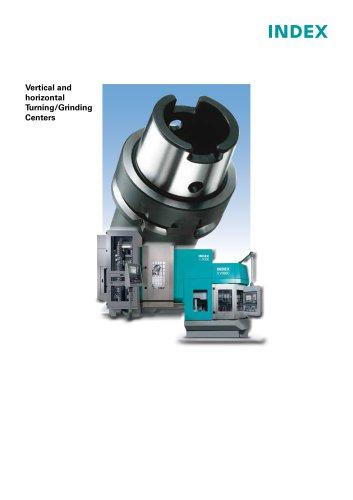 INDEX R200 & R300 Grinding