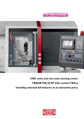 TRAUB TNL18-9P / VP