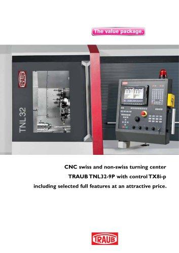 TRAUB TNL32-9P / VP