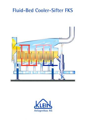 Fluid-Bed Cooler-Sifter FKS