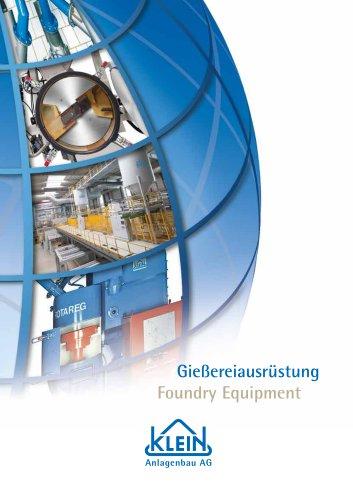 Foundry Equipment