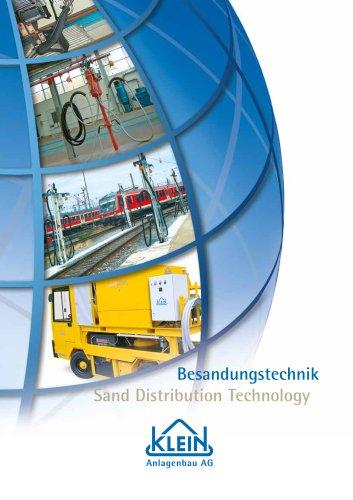 Sand Distribution Technology