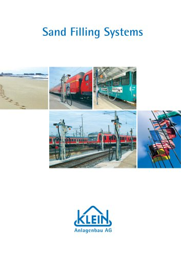 Sand Filling Systems