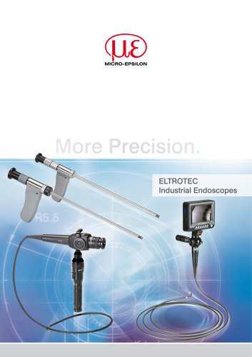 Catalog Industrial Endoscopes