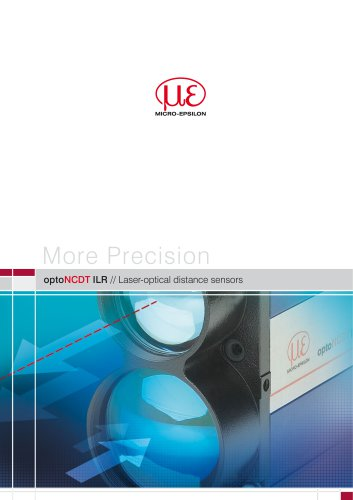 Laser distance sensors optoNCDT ILR