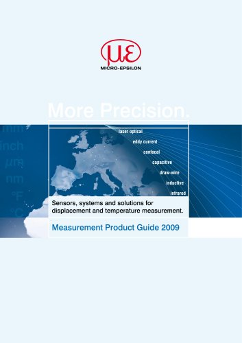 Product measurement guide