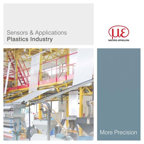Sensors & Applications Plastics Industry
