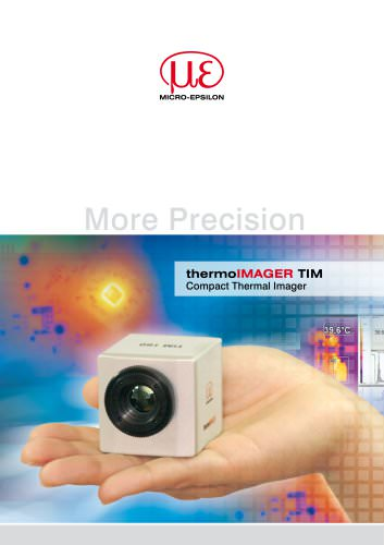 Thermal imager with USB
