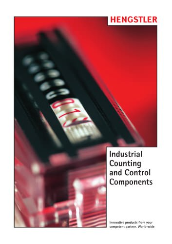 Counter complete catalog