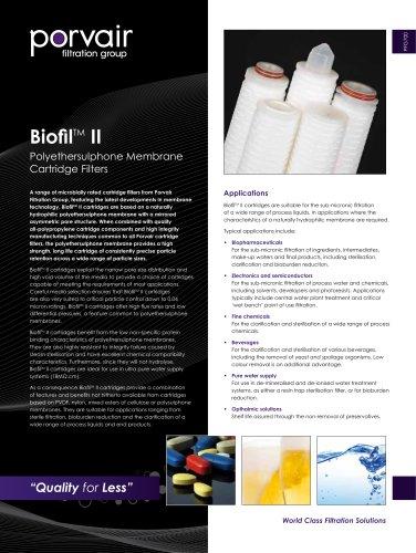 Biofil  II