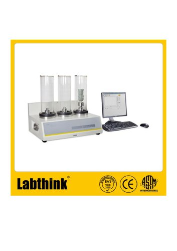 Differential Pressure Gas Permeability Test for PET/HDPE Bottle Using Labthink G2/130