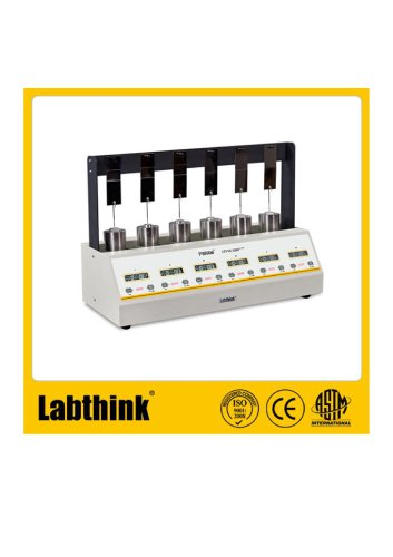 Labthink CZY-6S Measure retention adhesion property of adhesives