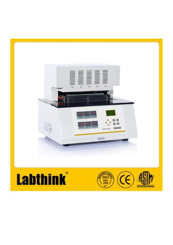 Labthink GHS-03 aluminium foil packaging Heat Sealing Test machine