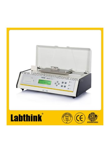 Labthink MXD-02 Coefficient of Friction Tester for Flexible Medical Device Packaging
