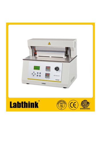 Labthink provides testing equipment for heat seal ability of coated papers, films