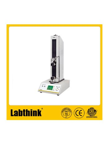 Labthink Tensile Tester Machine for Foil layer lamination bonding strength test