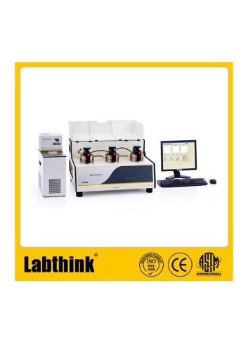 Labthink VAC-V2 Gas Permeability Tester for Nitrogen Gas Permeation Test of IV infusion bags materials