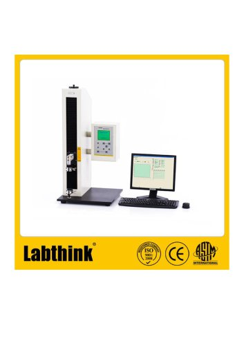 Labthink XLW Tensile Tester provides 180 Degree Peel Adhesion Test for adhesives