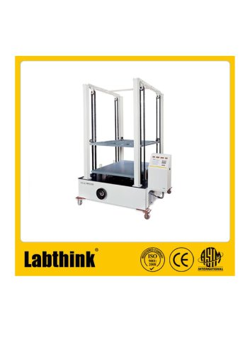Labthink XYD-15k Box Compression Testing Machine for paper box packaging