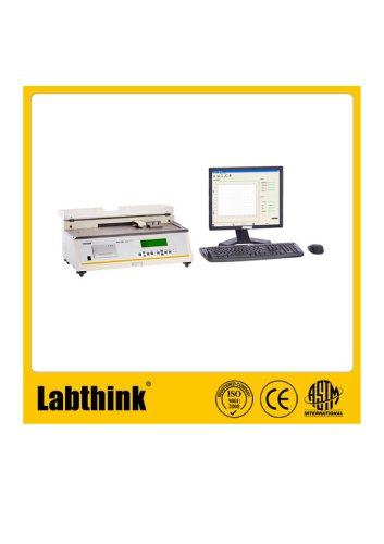 Slip Coefficient of friction tester for Paper Materials  - Labthink