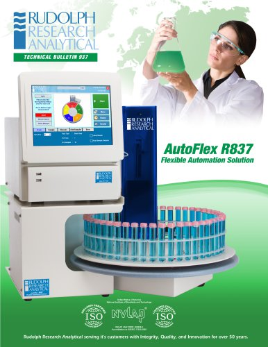 AutoFlex R837 Flexible Automation Solution