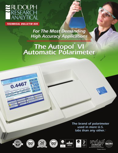 The Autopol ®  VI