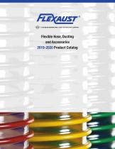 Flexible Hose, Ducting and Accessories 2019-2020 Product Catalog