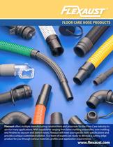 Floorcare Hose Products