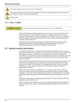 2200 PCX Particle Counter Instrument Manual - 8