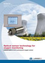 ORBISPHERE K1100 Luminescent oxygen sensor - 1