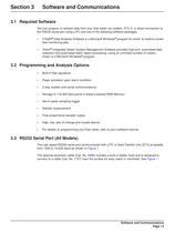 Sigma Flow Meter Models 910, 920, 930, Instrument Manual - 15
