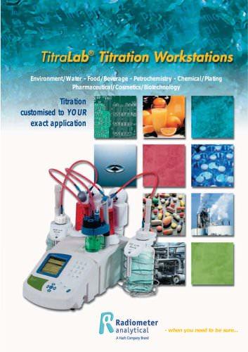 TitraLab catalogue