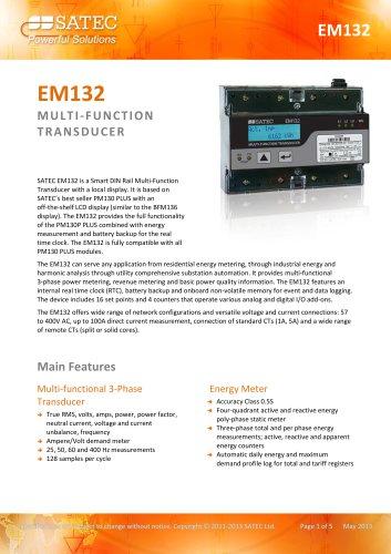 EM132 Datasheet