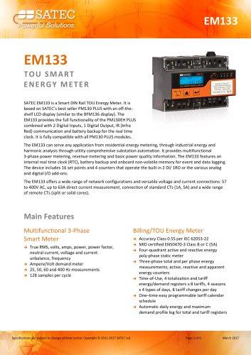 EM133 Datasheet