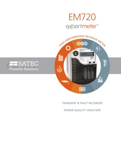 eXpertmeter EM720 Brochure