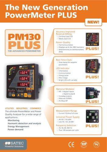 PM130 PLUS Flyer