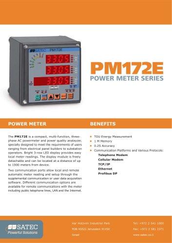 PM172E Specs