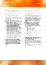 PM175 Datasheet - 2