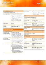 PM175 Datasheet - 4