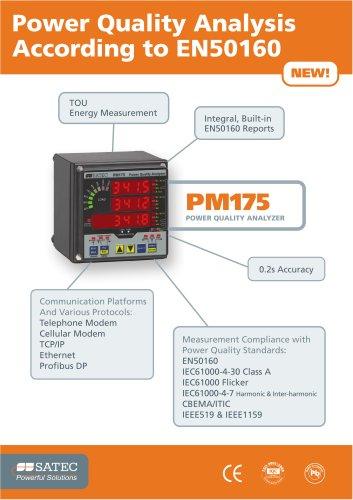 PM175 Flyer