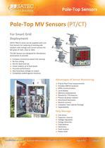 Pole-Top Sensors Datasheet - 1