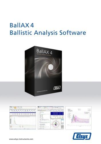 BallAX 4
