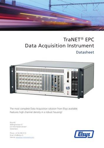 TraNET EPC Datasheet