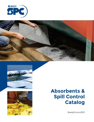 Absorbents & Spill Control Catalog