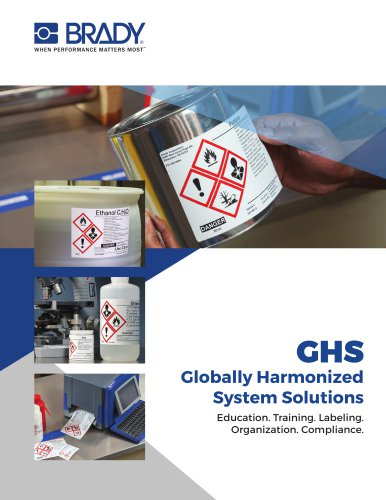 Globally Harmonized System Solutions